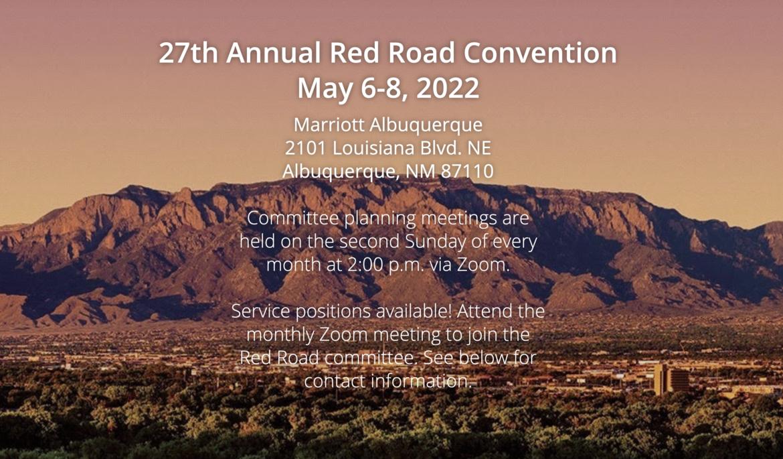 RedRoadConvention2022