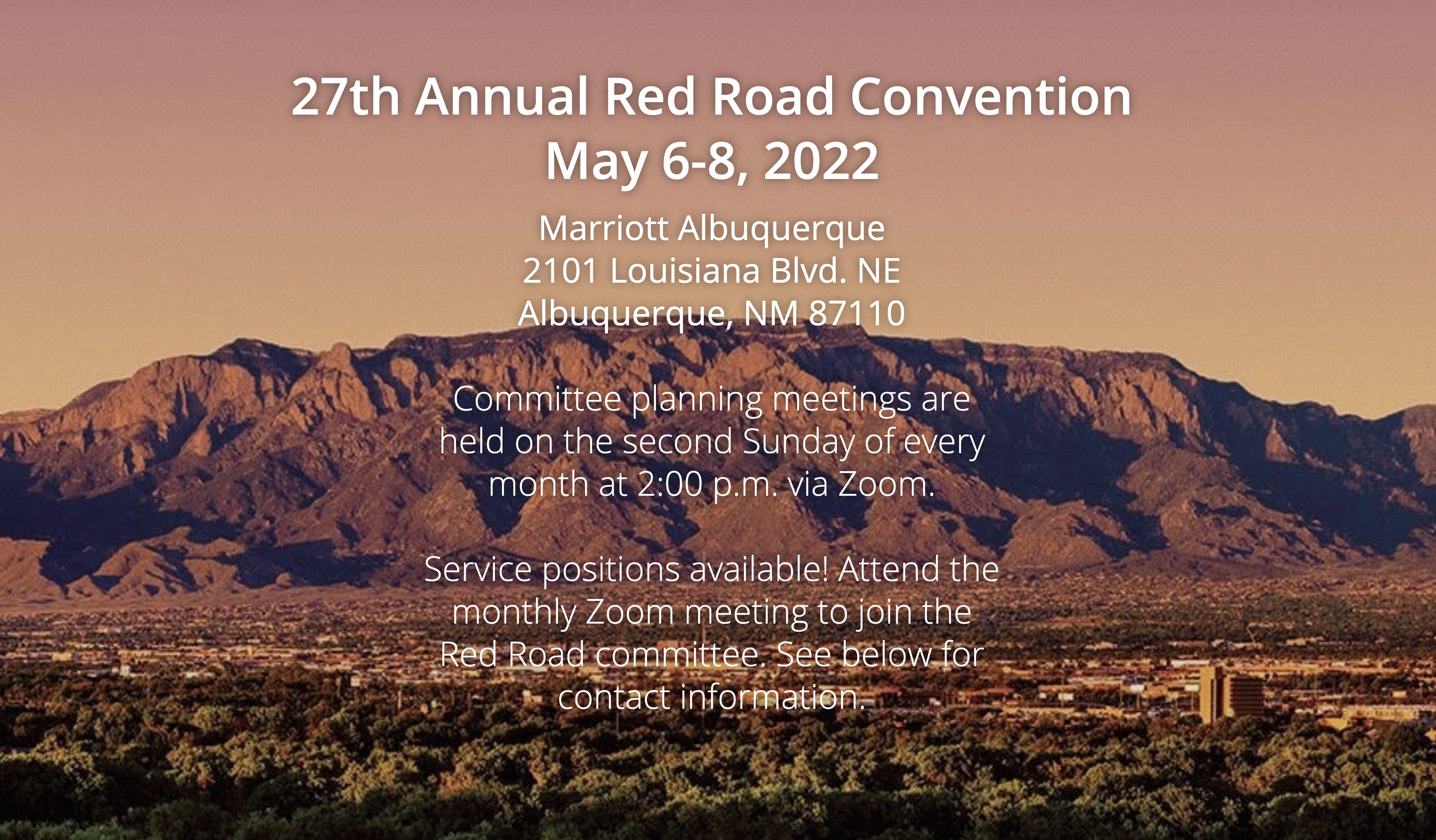 RedRoadConvention2022