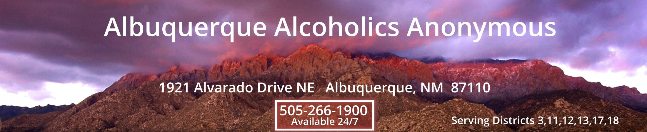 Albuquerque Alcoholics Anonymous
